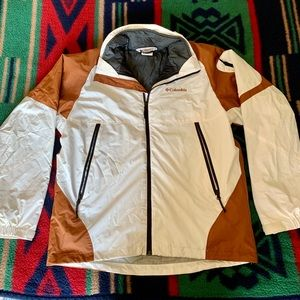 Columbia layered jacket